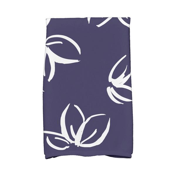 Eva Floral Print Hand Towels