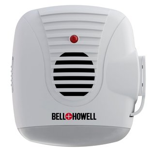 Bell + Howell Ultrasonic Pest Repeller with AC Outlet and Night Light Home Kit - 4 Pack