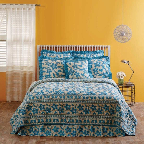 Briar Cotton Quilt (Shams Not Included)
