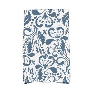 Aurora Floral Print Hand Towels