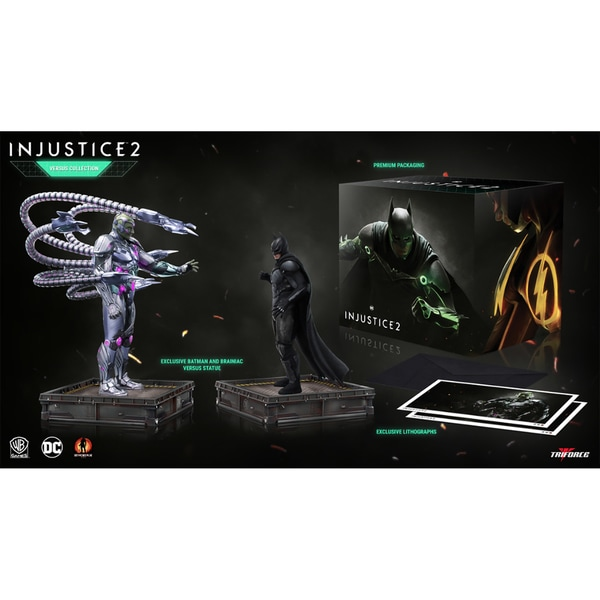 Triforce Injustice 2 Collectible