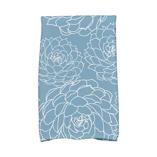 Olena Floral Print Hand Towels