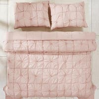 Camille Cotton 3-piece Quilt Set