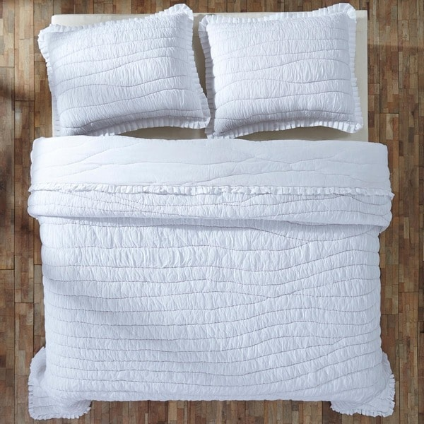 Aurora Cotton Quilt (Shams Not Included)