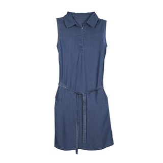 River & Rose Ladies Lyocell Sleeveless Belted Dress