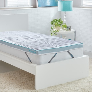 Bedgear Balance 2-inch Performance Latex Mattress Topper