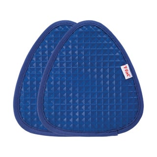 T-fal Textiles 2 Pack Soft Flex Waffle Silicone Pot Holder Set (More options available)