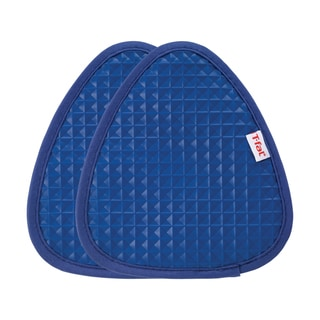 Link to T-fal Textiles 2 Pack Soft Flex Waffle Silicone Pot Holder Set Similar Items in Cooking Essentials