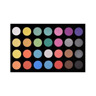 Crown Fuego 28-Color Hot Collection Eyeshadow Palette