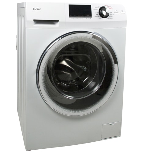 Shop Haier Hlc1700axw 24 Quot Combination Front Load Washer