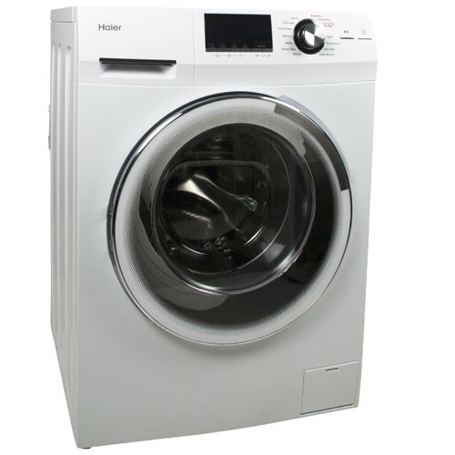 "Haier HLC1700AXW 24"" Combination Front Load Washer/Dryer ..."