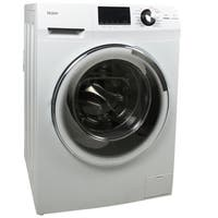 """Haier HLC1700AXW 24"""" Combination Front Load Washer/Dryer"""