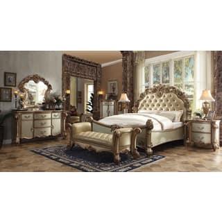 Gold, Wood Bedroom Furniture For Less | Overstock.com