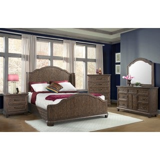 Picket House Furnishings Missandrei Panel Bed