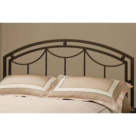 Hillsdale Furniture Arlington Bronze Finish Metal Headboard and Frame