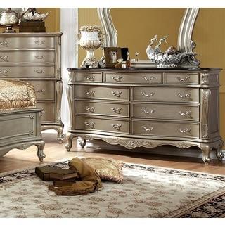 Henderson Antique Goldtone 9-drawer Dresser