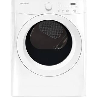 Frigidaire FFQE5000QW 7 cu. ft. Freestanding Dryer|https://ak1.ostkcdn.com/images/products/15636955/P22067908.jpg?impolicy=medium