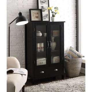 Briarwood Home Decor Painted Wood Storage Cabinet (3 options available)
