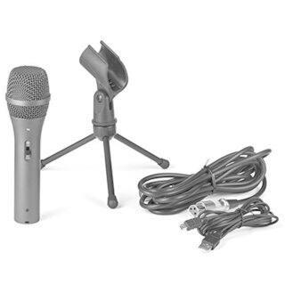 Knox KN-UM01 Cardioid USB/XLR Microphone|https://ak1.ostkcdn.com/images/products/15639546/P22070432.jpg?impolicy=medium