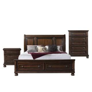 Picket House Furnishings Kingsley Storage 3PC Bedroom Set