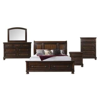 Picket House Furnishings Kingsley Storage 5PC Bedroom Set