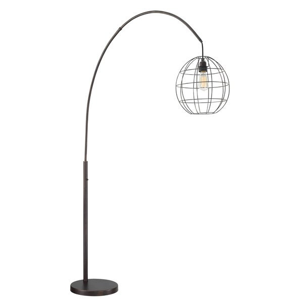 Lite Source 1-Light Kaden Arch Lamp