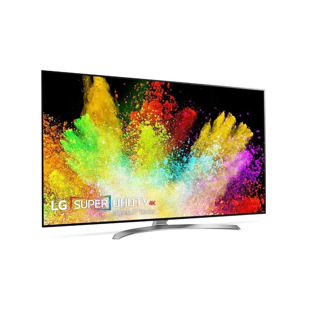 """LG 65"""" Class 4K UHD 240HZ HDR LED Television 65SJ8500 Wit..."""