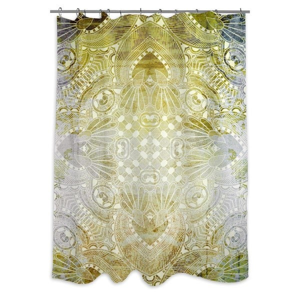 Oliver Gal 'Aisling' Shower Curtain