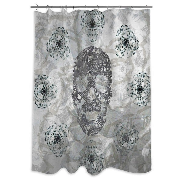 Oliver Gal X27 Blair Shower Curtain