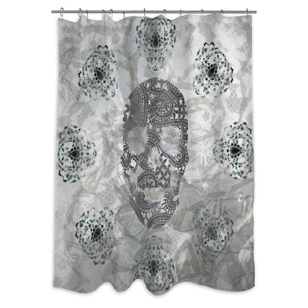 Oliver Gal 'Blair' Shower Curtain