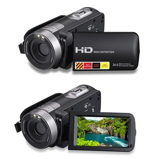 5MP LCD Touchscreen Digital Camera DV 1080P IR Night Vision
