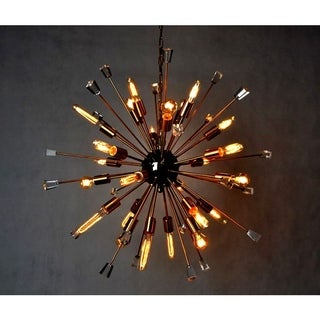 Y-Decor 24 Light Chandelier in Gold finish
