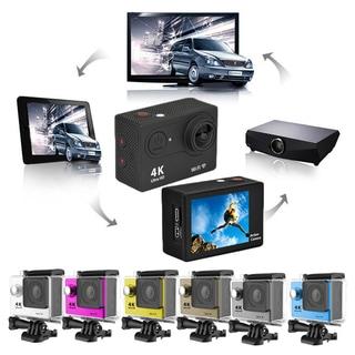 Ultra HD Mini 1080P/60fps 12MP 4K Action WiFi Sport Camera