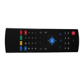 2.4G Remote Control Air Mouse Wireless Keyboard