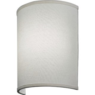 Lithonia Lighting FMABSL 11 7840 F21 M4 Aberdale 11 in. LED Tan Linen Sconce- 4000K