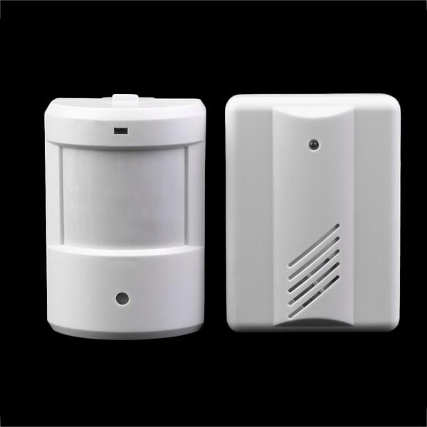 Shop Driveway Patrol Garage Infrared Wireless Doorbell