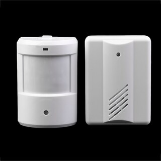 Driveway Patrol Garage Infrared Wireless Doorbell Alarm System Motion Sensor