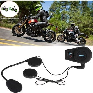 BT Bluetooth Motorcycle Helmet Intercom Headset (500M)