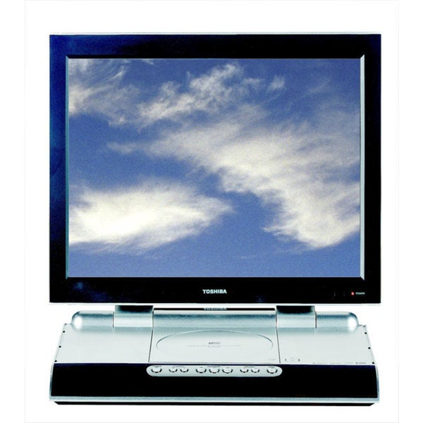 e6afc27ceca7 Toshiba SD-P5000 15-inch Diagonal LCD TV/DVD Player (Refurbished)