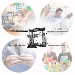 Portable DIY 3D Printer