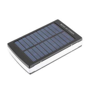 13000mAh Solar Power Bank Battery Charger Dual USB For Mobile Phone PDA MP3