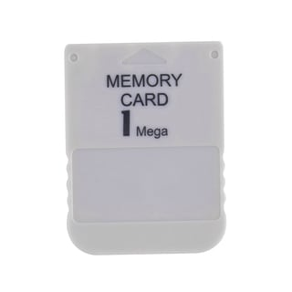 Memory Card For Playstation 1