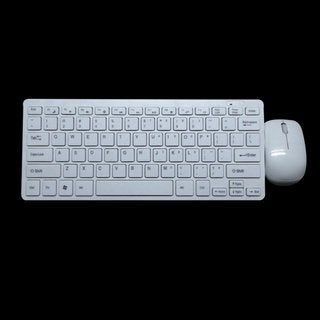 Mini 03 2.4G DPI Wireless Keyboard and Optical Mouse