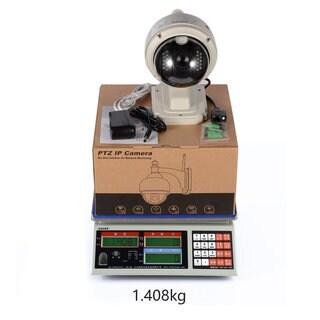 IP Camera Dome IR Night Vision 720P Wireless WiFi IR-Cut Outdoor Security Cam