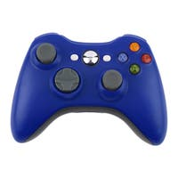 Wireless Bluetooth Game Controller for XBOX 360 (Blue)