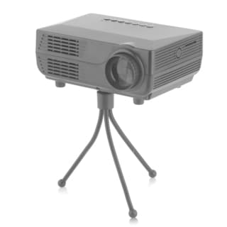Mini HD LED Multimedia Portable Projector