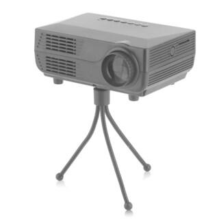 Mini HD LED Multimedia Portable Projector