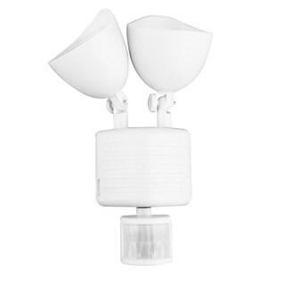 Solar Powered Energy Motion Sensor 22 LED Garage Security Lamp Outdoor Light
