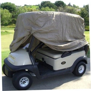 4-Passengers Golf Cart Cover