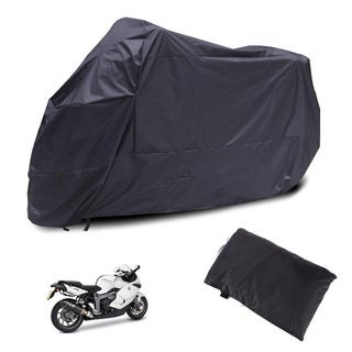 Motorcycle Cover XXL Waterproof (Grey)